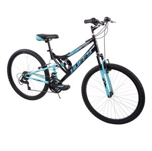 "Huffy 26"" Trail Runner Women's Full Suspension 18 Speed Mountain Bike - Black - Brand New In Box for Sale in Silver Spring, MD"