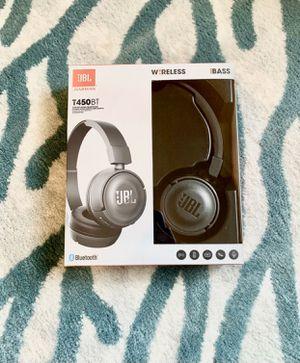 JBL T450BT Wireless Bluetooth Headphones for Sale in Fort Lauderdale, FL
