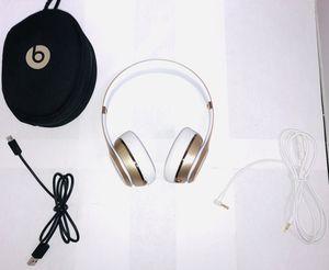 Beats Wireless Solo 3 Headphones (Phl043713) for Sale in Philadelphia, PA
