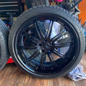 21 Inch Rims And Tires for Sale in Chino, CA