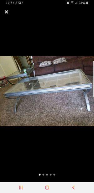 Glass tables for Sale in Modesto, CA