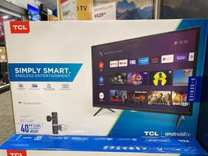 TCL tv 40 inches for Sale in New Milford, NJ