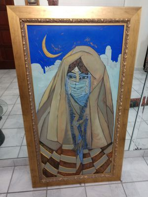"Original painting ""Salome"" for Sale in Hialeah, FL"