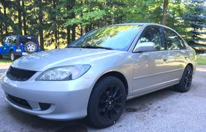 2004 Honda Civic EX ~ DNA Motoring, Koenig Wheels & Service Records for Sale in Ludington, MI