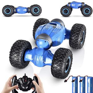 iBacakys Remote Control Car, 1:14 Kids Toys Off Road Transform Racing Car 2.4Ghz 4WD Electric Motors Vehicles with 3 Rechargeable Batteries, Toys car for Sale in Diamond Bar, CA
