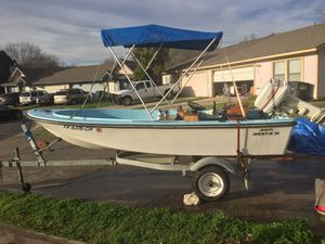 14ft 1983 Sea Seaker for Sale in San Angelo, TX