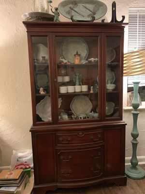 Small china cabinet for Sale in Denver, CO