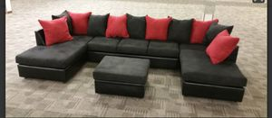 Large comfy couch! Made in AZ for Sale in Phoenix, AZ