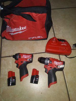 M12 Fuel milwaukee drills ( Firm on price) for Sale in Phoenix, AZ