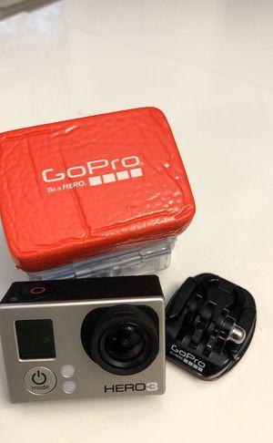 Go pro hero 3 . for Sale in Miami, FL
