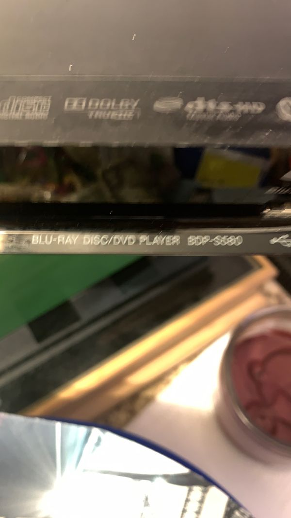 Sony Blue Ray Player w/HDMI cable!