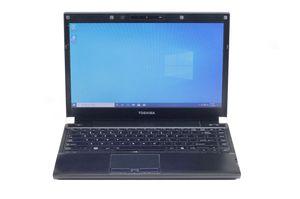 "Toshiba protege R700 13.3"" Intel Core i5 4gb RAM 250gb HDD Windows 10 laptop for Sale in Irvine, CA"