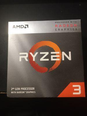 Ryzen 3 3200g for Sale in Merced, CA