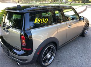 $800 URGENT! I Selling 2009 MINI Cooper Clubman S,Very Clean!Clean Tittle!Runs and Drives great.Nice Family car!one owner!! for Sale in Albuquerque, NM