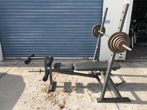 Weight set for Sale in Oviedo, FL