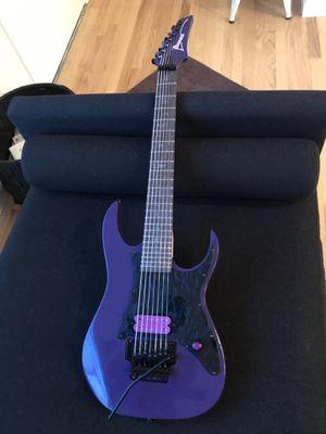 RG7 Ibanez style DIY guitar for Sale in Denver, CO