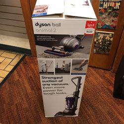 Dyson Ball Animal 2 Vacuum Cleaner New (Open Box) for Sale in San Antonio,  TX