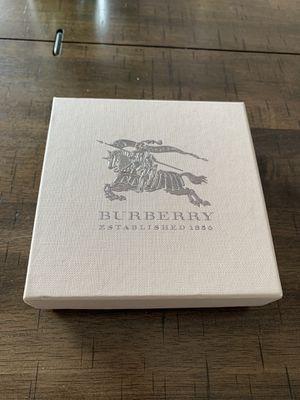 Burberry Men's Bifold Wallet for Sale in San Diego, CA