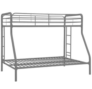 Bunk queen twin full metal bed for Sale in North Charleston, SC