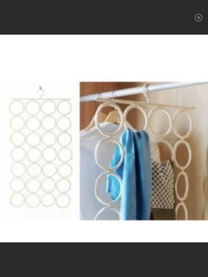 Scarf/belt/tie Hanger Closet Organizer / Rack for Sale in Charlotte, NC
