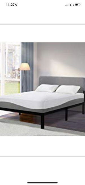 Queen mattress brand you for Sale in Fresno, CA