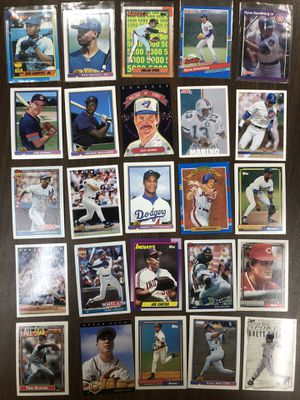Baseball card lot for Sale in West Chicago, IL