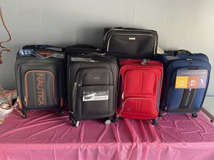 """Maletas Luggages 20"""" and more for Sale in Los Angeles, CA"""