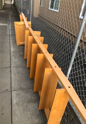 Wooden shelf for Sale in San Diego, CA