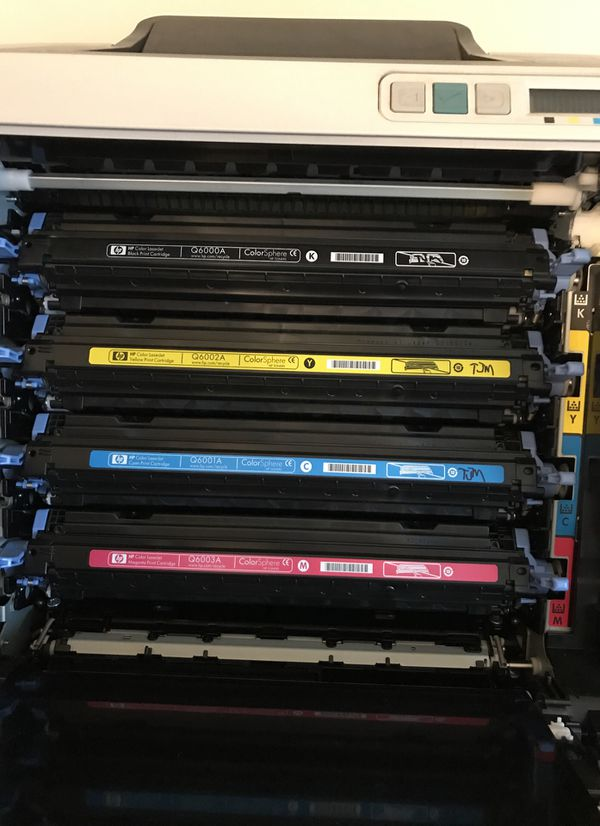 HP Q600x Toner Cartridges