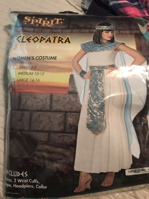 Cleopatra Halloween costume for Sale in Takoma Park, MD