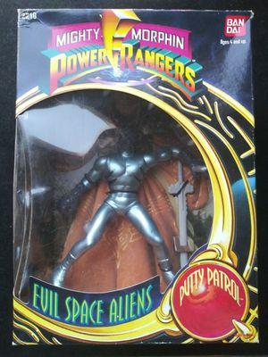 Power Ranger Evil Alian Putty Patrol Mint in Box for Sale in Corona, CA