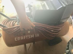 Craftsman air compressor for Sale in Avon Park, FL
