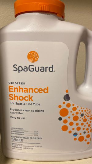 Spaguard enhanced shock for Sale in Monterey, CA