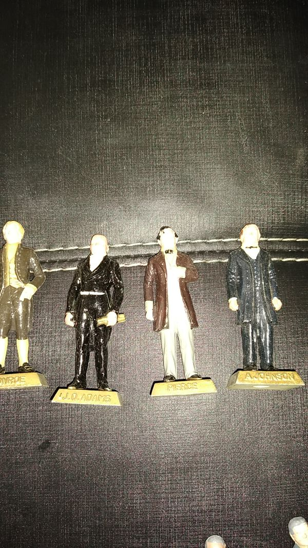 13 presidents