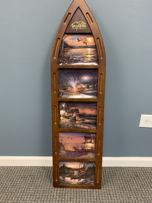 TERRY REDLIN'S WOODLAND CANOE COLLECTION for Sale in Woodstock, IL