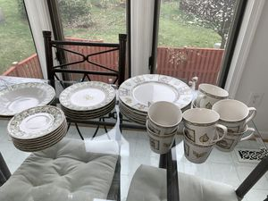 Big set of plates, dishes & mugs for Sale in Alexandria, VA