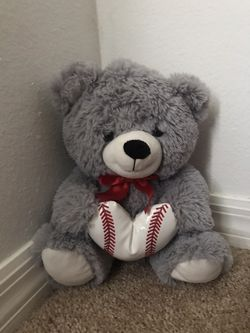 Valentines stuffed bear for Sale in Sanford,  FL