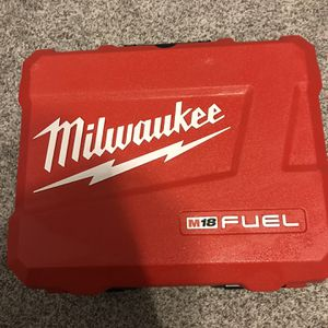 Milwaukee 18 Fuel *Case Only* for Sale in Skokie, IL