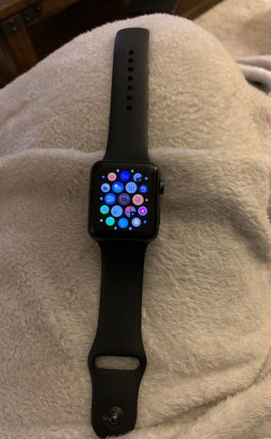 Apple Watch series 3 42mm gps cellular for Sale in Raleigh, NC