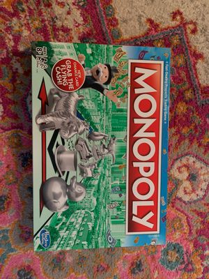 Monopoly board game for Sale in Washington, DC
