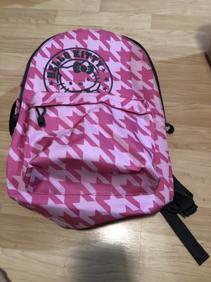 Hello Kitty school backpack - brand new never used for Sale in Campbell, CA