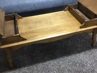 Solid Wood Table $60 for Sale in Battle Ground,  WA