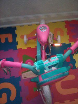 Paw Patrol Girl Toddler Bike for Sale in Miami, FL
