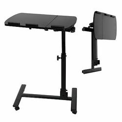 Premium Rolling Laptop Desk Height Adjustable Over Bed Sofa Or Table Stand for Sale in Lynwood,  CA