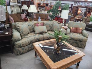 Sofa & Chair 🪑 Another Time Around Furniture 2811 E. Bell Rd for Sale in Phoenix, AZ