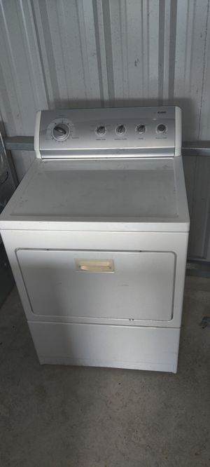 Kenmore washer and electric dryer $300 for Sale in Collingswood, NJ