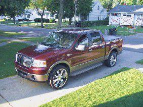 2006 Ford F-150 Crew Cab 4x4 Drives for Sale in San Francisco, CA