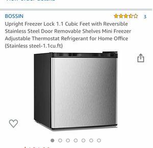 Bossin freezer for Sale in Auburn, WA