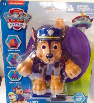 Paw Patrol Chase Pumpkin Decorating Kit for Sale in Yazoo City, MS