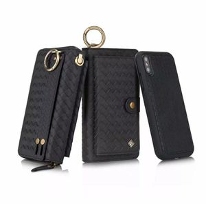 iPhone 11 Multifunction PU Leather Zipper Wallet for Sale in Wilton, CA